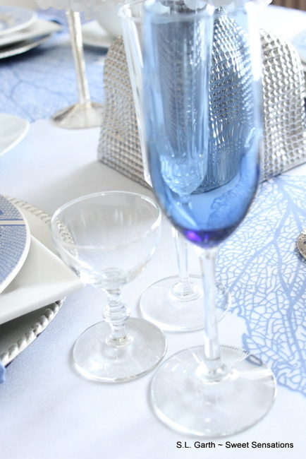 Winter Blue Table 15