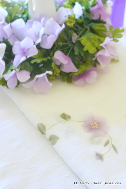 Curtains and bed sheets are just a few creative ideas for tablecovers. They're inexpensive and offer lots stylish options.