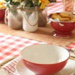 Down Home Country Tablescape