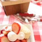 Quick and Easy Strawberry Shortcakes