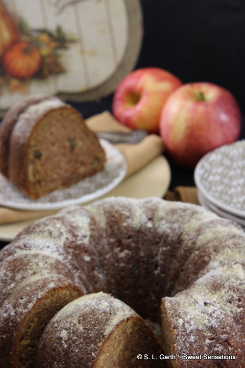 Try this Apple Walnut Bundt Cake at your next fall gathering or bake one just because you deserve it.