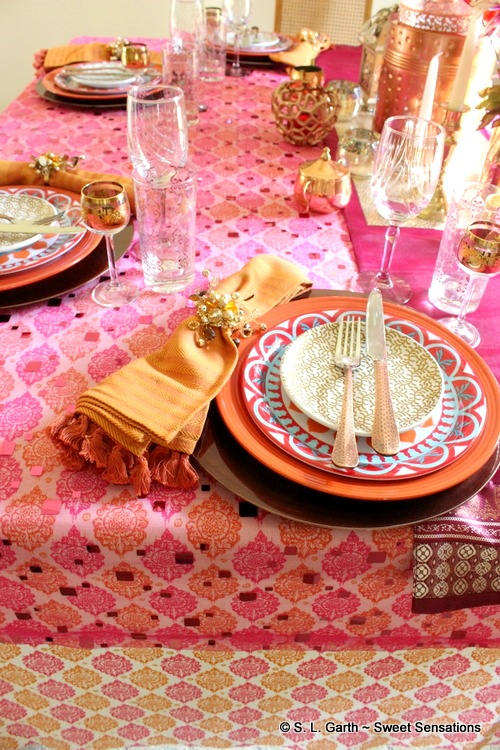 It was fun to look back at Sweet Sensations Best of 2017 Desserts and Tablescapes. It inspired me to stretch a little further in the new year.