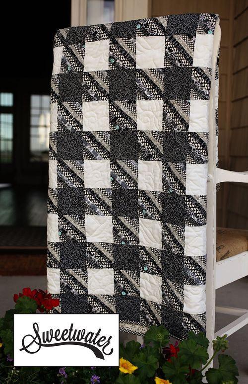 Picnic Plaid Quilt Pattern | Sweetwater : plaid quilt pattern - Adamdwight.com