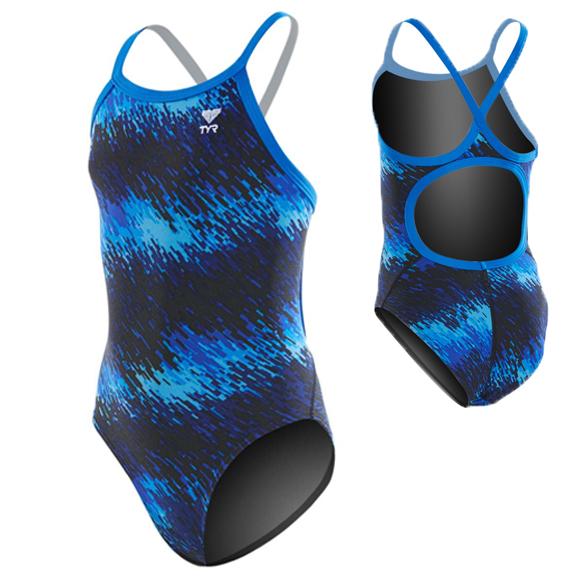 47bae8fe01e6 DE BLUE FISH SWIM CLUB- GIRLS – The Swim Shop