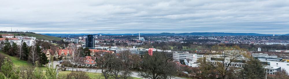 view of stuttgart