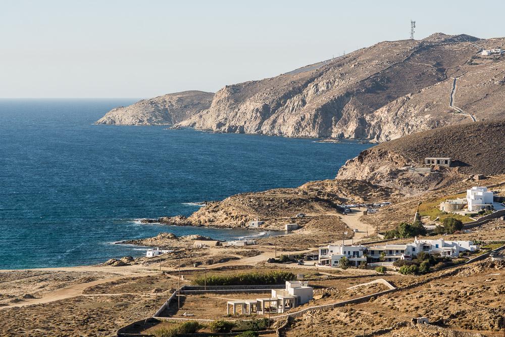 The Coast of Mykonos