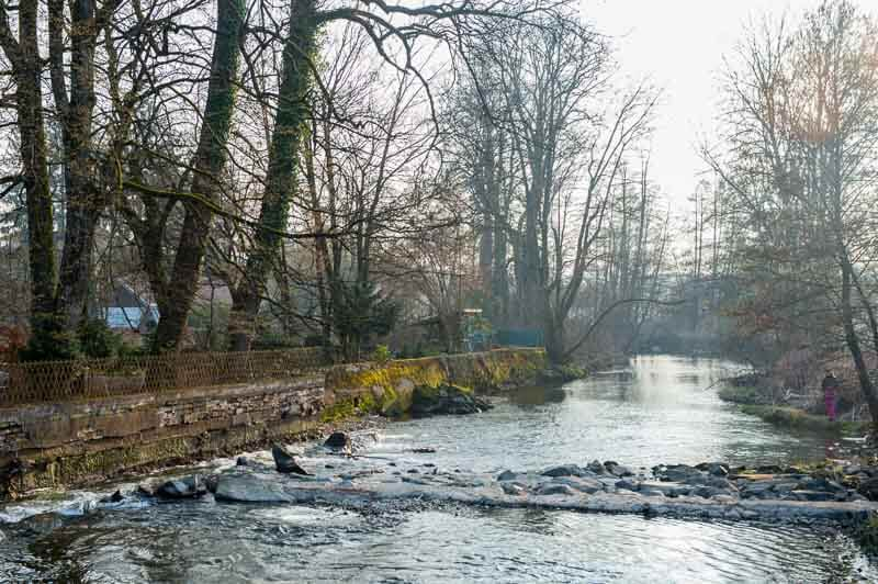 River in Ronchamp