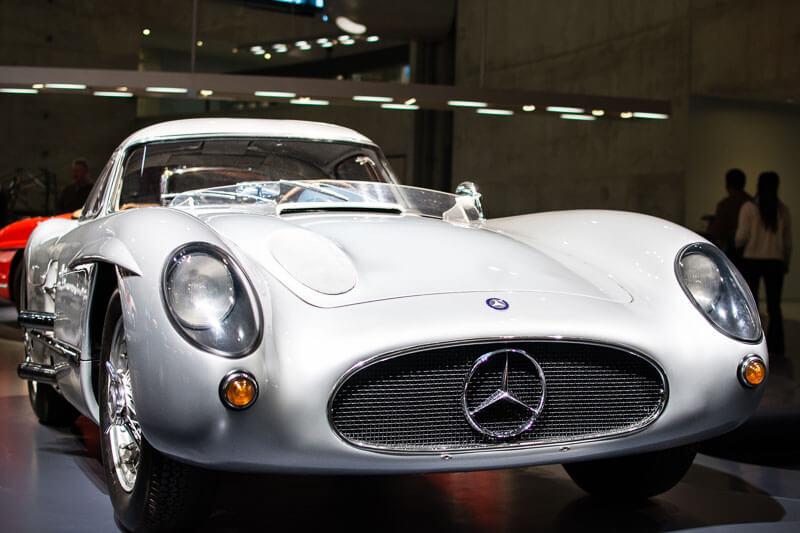Sport Model Mercedes Benz