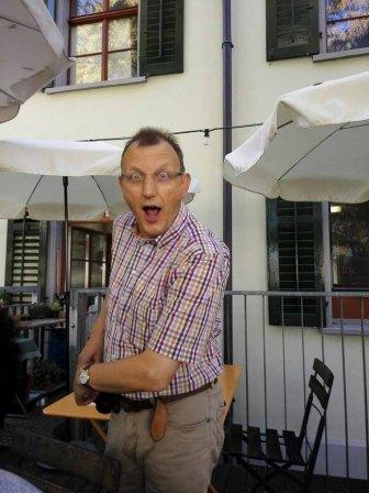 HDS Teacher Peter Oberholzer