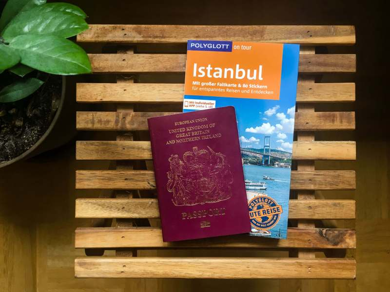 Passport and Travel Guide