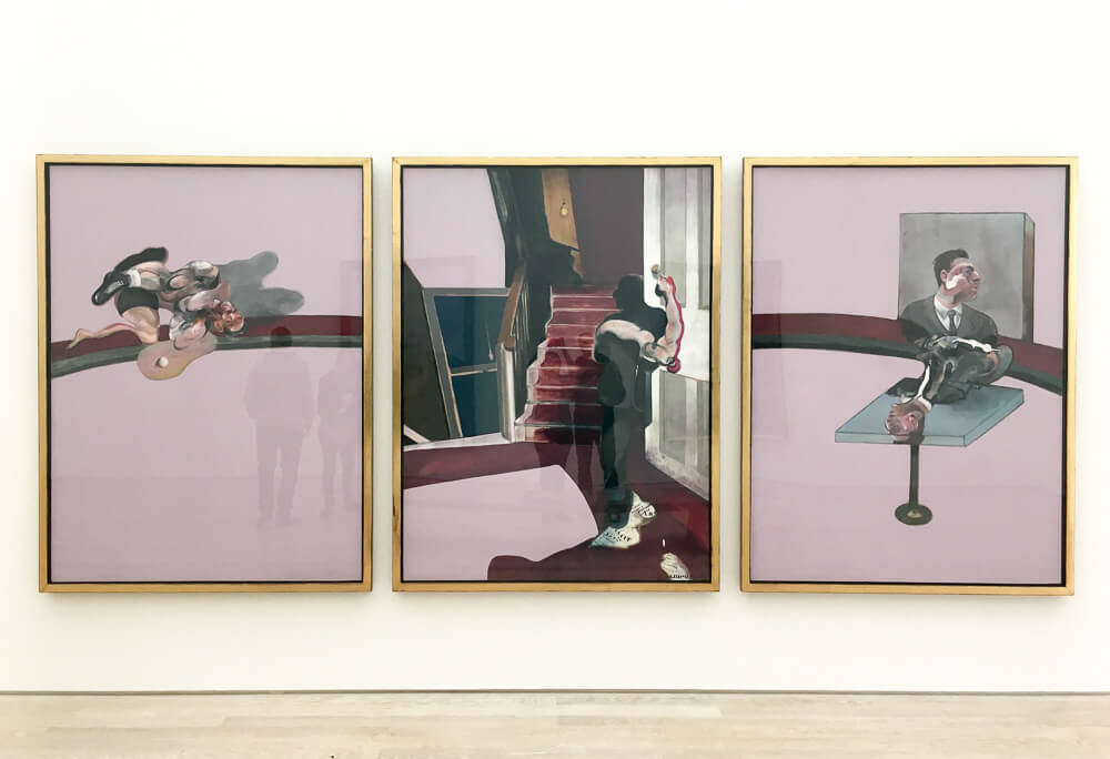 Artwork by Francis Bacon