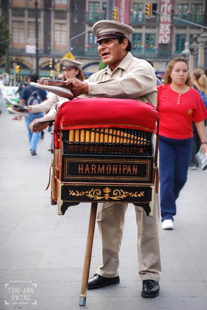 Harmonipan Player