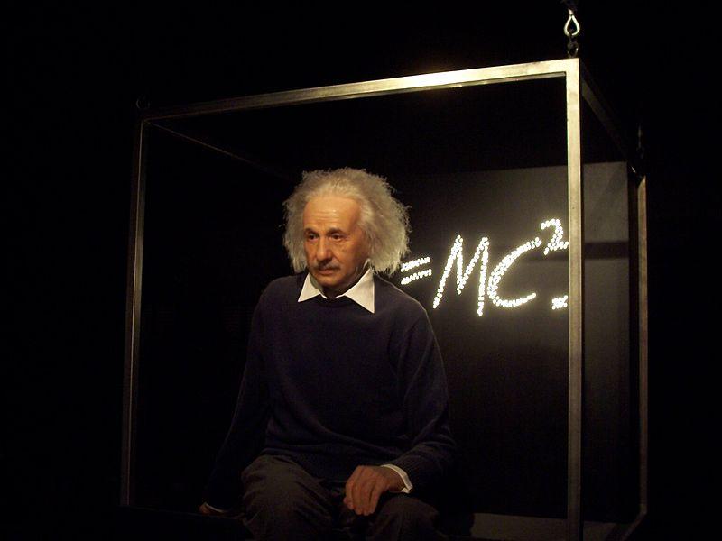 Image of Albert Einstein