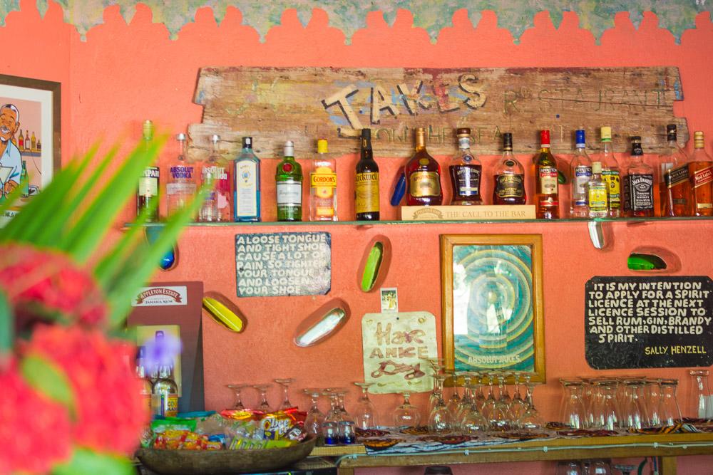 Dougie's Bar Interior