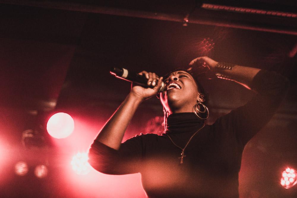 Jah'Mila at Afro-Pfingsten 2017 © 2017 Toni-Ann Owens