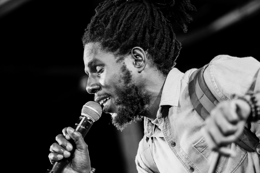 Chronixx at the Wickie Wackie Festival 2015© 2017 Toni-Ann Owens