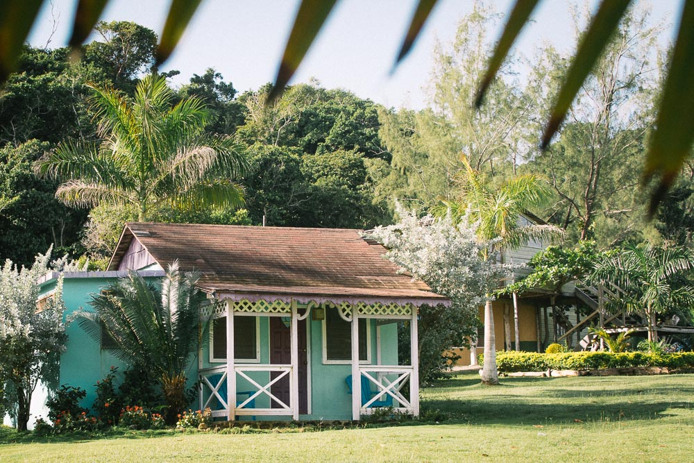 Cottage at Strawberry Fields Together in Jamaica