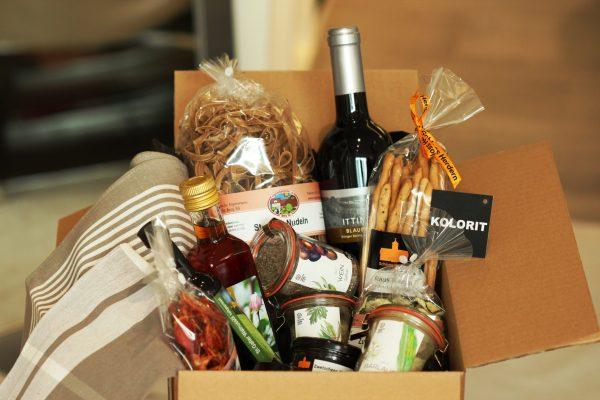 Gourmet-Box 1