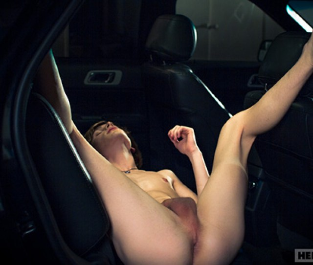 Helix Brings Us Another Uber Driver Porn Scene