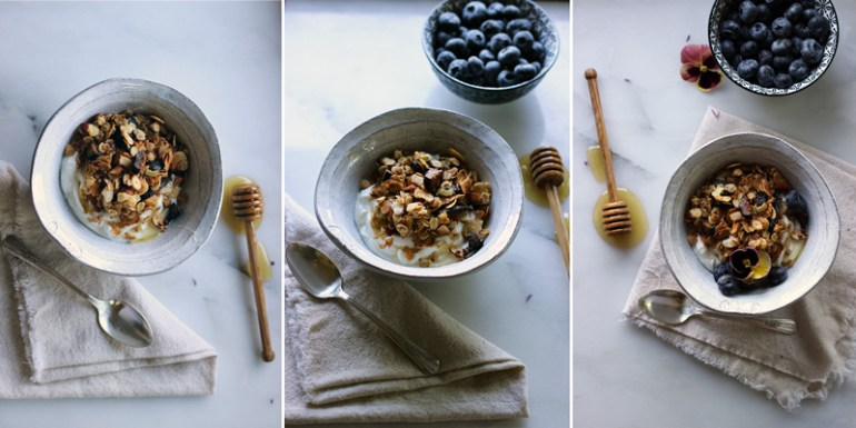 almond-coconut-fig-granola | www.thetableofcontents.co