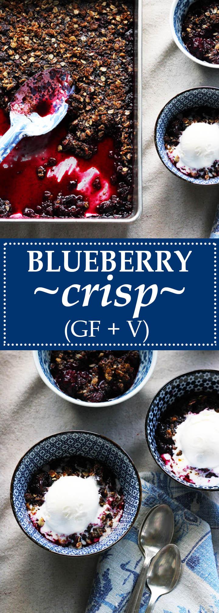 Blueberry-Crisp--GF-+-V | www.thetableofcontents.co