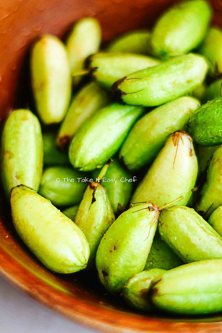 (Bilimbi) Irumban Puli Pickle