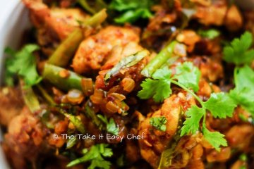 Chicken Chinthamani