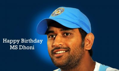20 Facts About MS Dhoni That You Probably Don't Know!
