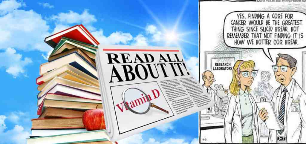 Vitamin-D research news