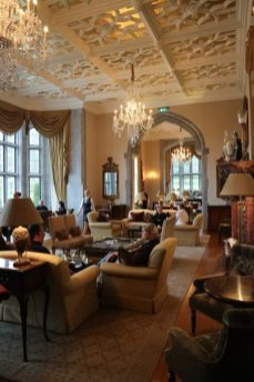 Adare Manor Limerick - Drawing room - Dunraven Suite - TheTaste.ie