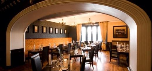 Fahrenheit Grill Restaurant in Clontarf Castle Hotel, Dublin 3