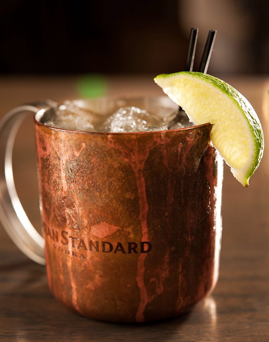 How to create a Moscow Mule