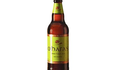 O'HARA'S IRISH PALE ALE 50CL - Craft Beer Reviews