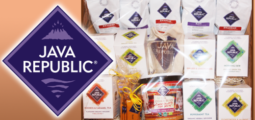 Win a Java Republic luxury hamper - Closed