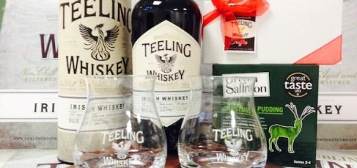 Win a Teeling Whiskey Hamper - Closed