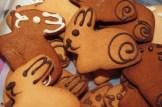 GFF bunny cookies
