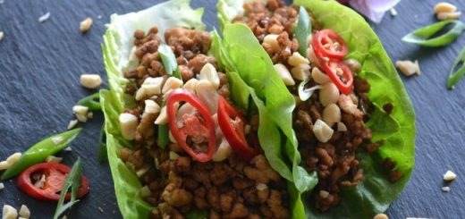 Asian Lettuce Wraps Recipe by My Nutrition Ireland