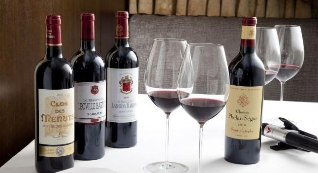 Bordeaux Tasting at The Shelbourne Dublin | TheTaste.ie