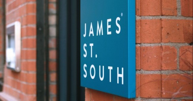 James St. South Scoops Award for Best Local Restaurant in Northern Ireland