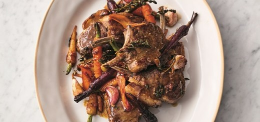Sticky Lamb Chop Recipe