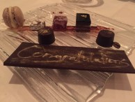 Thornton's Restaurant Petit Fours