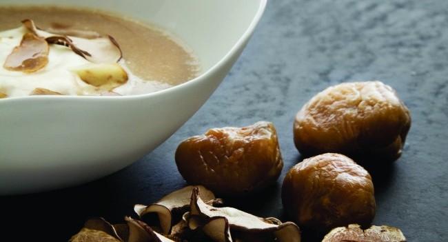 Ross Lewis Chestnut Soup