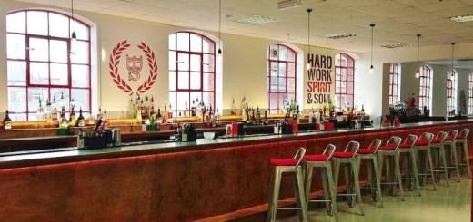 Dublin Bar Academy Interior Shot