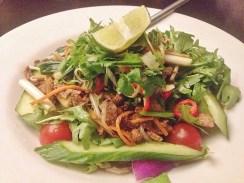 Thai Warm Beef Salad