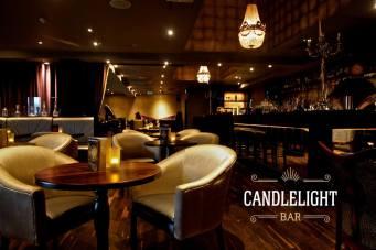 Candlelight Bar interior