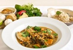 Sadie's Kitchen Chicken Curry