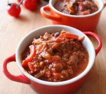 The Wonky Spatula chilli con carne