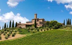 Dante Cecchini from Castello Banfi in Tuscany febvre