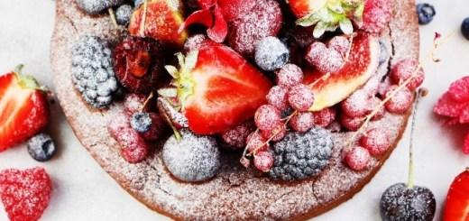 Goodfood Goddess Chocolate Brownie