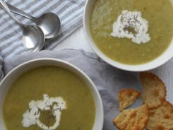 Anna Jane Kingston Leek & Potato Soup